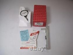 12097 Starrett Dial Indicator Gauge 25-611J With Kent Moore J-24898 Detroit Ser 92