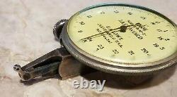 1920's ANTIQUE H. A. LOWE STARRETT LAST WORD DIAL INDICATOR NO D-10-2.0001