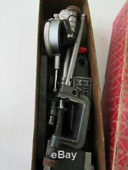 3 Vtg Starrett ToolMighty MagBase Ind Holder 657AATeclock Dial Test Indicator