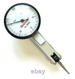 3809a Starrett Dial Test Indicator 0.005/0.030 #12333 -new-