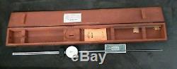 656-12041J L. S. STARRETT dial indicator extra long range 0-12 caliper