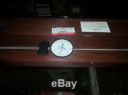 656-12041J L. S. STARRETT dial indicator extra long range 0-12 edp 53809 agd 4