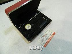 708ACZ WithSLC Dial Test Indicator Set Cert and All Attachments withCase In VGC USA