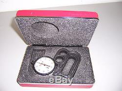 9066 Starrett 1015a-431 Dial Indicator Thickness Guage Gage. 0005