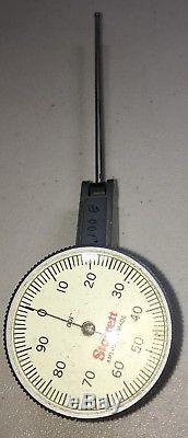 Best Guess Starrett No. 708 Series Dial Test Indicator. 001 Grads 0-100