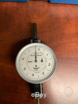 Brown And Sharpe Interapid 7028-4.0001 Dial Best Test Indicator Swiss Made