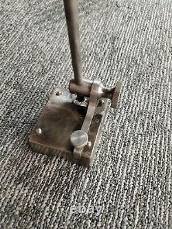 Brown & Sharpe Bestest Swiss Made. 0001 7032-3 and Starrett base