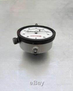 CALIBRATED Starrett 25-441 Jeweled Dial Indicator 001 01 AGD2 BETTER Than NEW