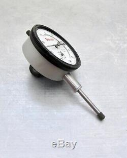 CALIBRATED Starrett 25-631 Jeweled Dial Indicator 0005 01 AGD2 Dead Nutz $185
