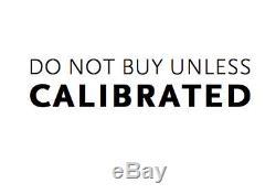 CALIBRTD Starrett 25-341 Jeweled Dial Indicator. 001 01 AGD2 PERFECT ACCURACY
