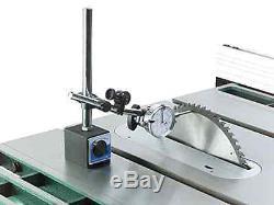 Dial Indicator Gauge Magnetic Base Set Test Precision Starrett Resolution 0.001