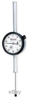 Dial Indicator, Starrett, 25-2041J