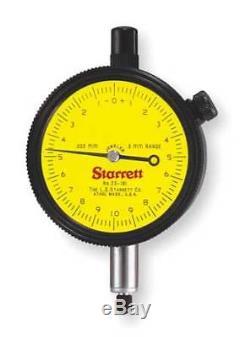 Dial Indicator, Starrett, 25-481J
