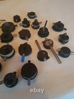 Dial Indicators Federal Starrett. 0001.0005.001.00025, Wholesale QTY 25+
