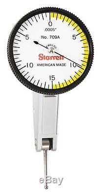Dial Test Indicator, Starrett, 709AZ