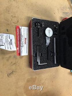 Dial Test Indicator, Starrett, 811-5CZ