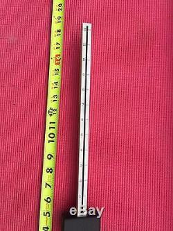 EXCELLENT Starrett Dial Indicator 12 Inch Range W 3.5 DIA FACE Model 656-12041