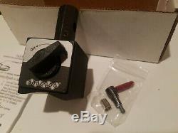 Flexbar 18058 Fine Adjustor Mag Base for dial indicator lathe starrett last word