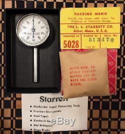 KENT MOORE TOOL J-8001 DIAL INDICATOR SET (Starrett)