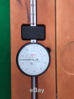 L. S. Starrett 12 Inch Dial Indicator 656-12041j