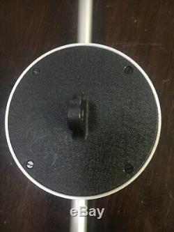 L. S. Starrett 656-3041 Dial Indicator 3 Range. 001 Res 3 1/2 Face LONG TRAVEL