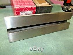 L. S. Starrett 675A Base Only For Dial Indicator Stand in Original Box Made USA