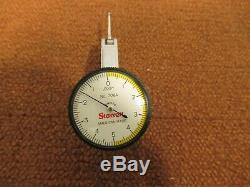 L. S. Starrett No. 708A Dial Test Indicator Machinist Tool Set