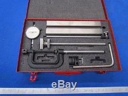 LS Starrett 665 Dial Test Indicator Set NEW E-0616