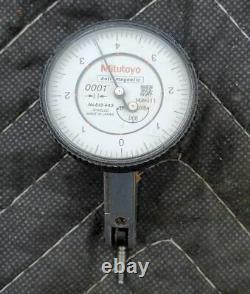 MITUTOYO Dial Test Indicator. 0001 513-443 hori