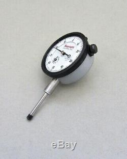 NEW Calibrtd Starrett USA 25-441J Dial Indicator 001 AGD2 More Accurate CLASSIC