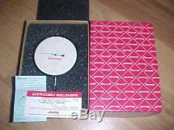NOS In Box Starrett No 656-131J 3 1/2 Dial Indicator. 125 Range. 0005 Grad