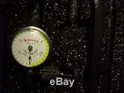 NOS In Box Starrett No 711FSAZ Last Word Dial Test Indicator
