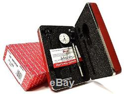 New Old Stock! STARRETT No. 811-1CZ DIAL INDICATOR Brand New & COMPLETE IN BOX