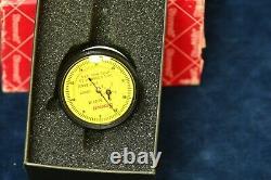 New Starrett 641M Back Plunger Dial Indicator Range 5mm EDP 65108