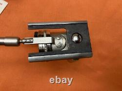 Nice STARRETT No. 452E Cylinder Gage Dial Indicator Measuring Machinist Tool