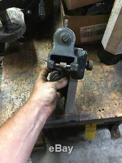 Pratt Whitney / Starrett MT 3 Work Locating Dial Indicator Jig Bore Gage Mill