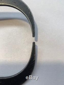 RARE Starrett 1017-8 Dial Indicator Hand Held Caliper Thickness Gage Carbide E47