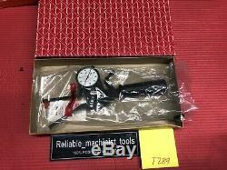STARRETT 1018A INSIDE DIAL CALIPER GAGE ID BORE micrometer(Machinist Tool)T289