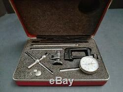 STARRETT 196A6Z Anti-Magnetic Dial Indicator Universal Back Plunger No. 196
