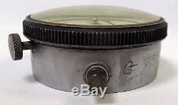 STARRETT 25-441 DIAL INDICATOR. 001, 1 RANGE with INDICATOR STAND, USED