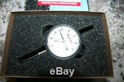 STARRETT 25-441J DIAL INDICATOR 0 1 inch NEW VERY NICE 1st Class Shipping