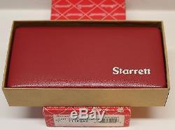 STARRETT 711FSAZ Last Word Dial Test Indicator New in box, Free Ship