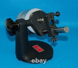 STARRETT 716 DIGITAL or DIAL INDICATOR TESTER / CALIBRATOR. TESTED 0-1 x. 0001