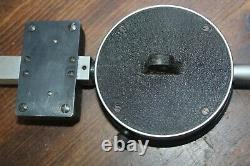 STARRETT DIAL INDICATOR #656-6041 / 0-6, Long Range, Original Box, See Pics