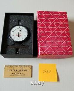 STARRETT Dial Depth Gauge 640-R-431 (0.500 with 0005) NEW in BOX FREE Ship