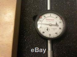 STARRETT Dial Indicator 0-100, 25-2041J