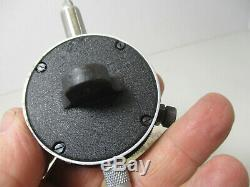 STARRETT Dial Indicator # 25-106 x. 00005 SUPER PRECISE Dial Master Tool