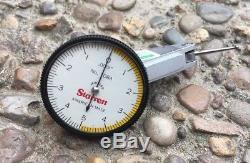 STARRETT Dial Test Indicator No. 708A Jeweled. 0001 American Made USA 708AZ