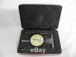 STARRETT NO. 644-441 Depth Dial Indicator. 001