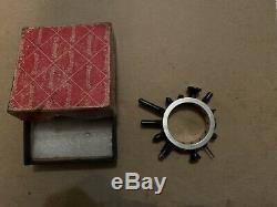 STARRETT No. 25R DIAL INDICATOR CONTACT POINT SET WITH BOX